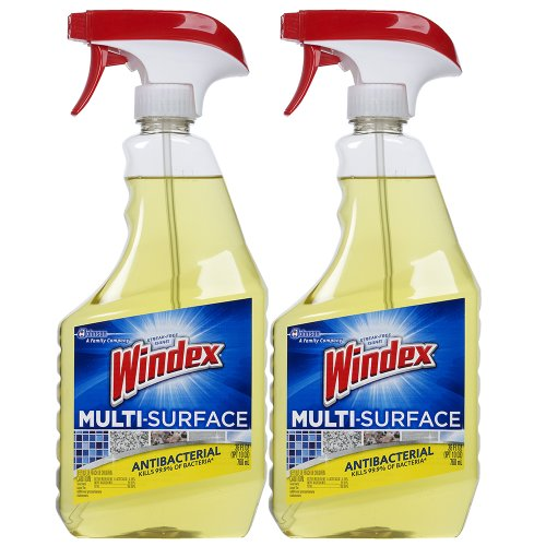Windex Disinfectant Multisurface All Purpose Cleaner